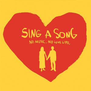 「SING A SONG~NO MUSIC, NO LIFE~」/ こっこちゃんとしげるくん